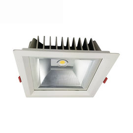cuadrado LED Downlight, IP44 Cree Downlights blanco caliente de 3000lm Dimmable